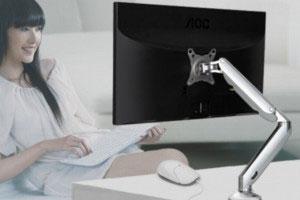 Humanscale ramena pro monitor