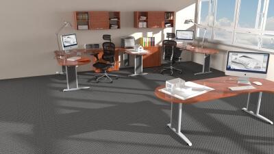 Hobis kancelářské stoly Flex